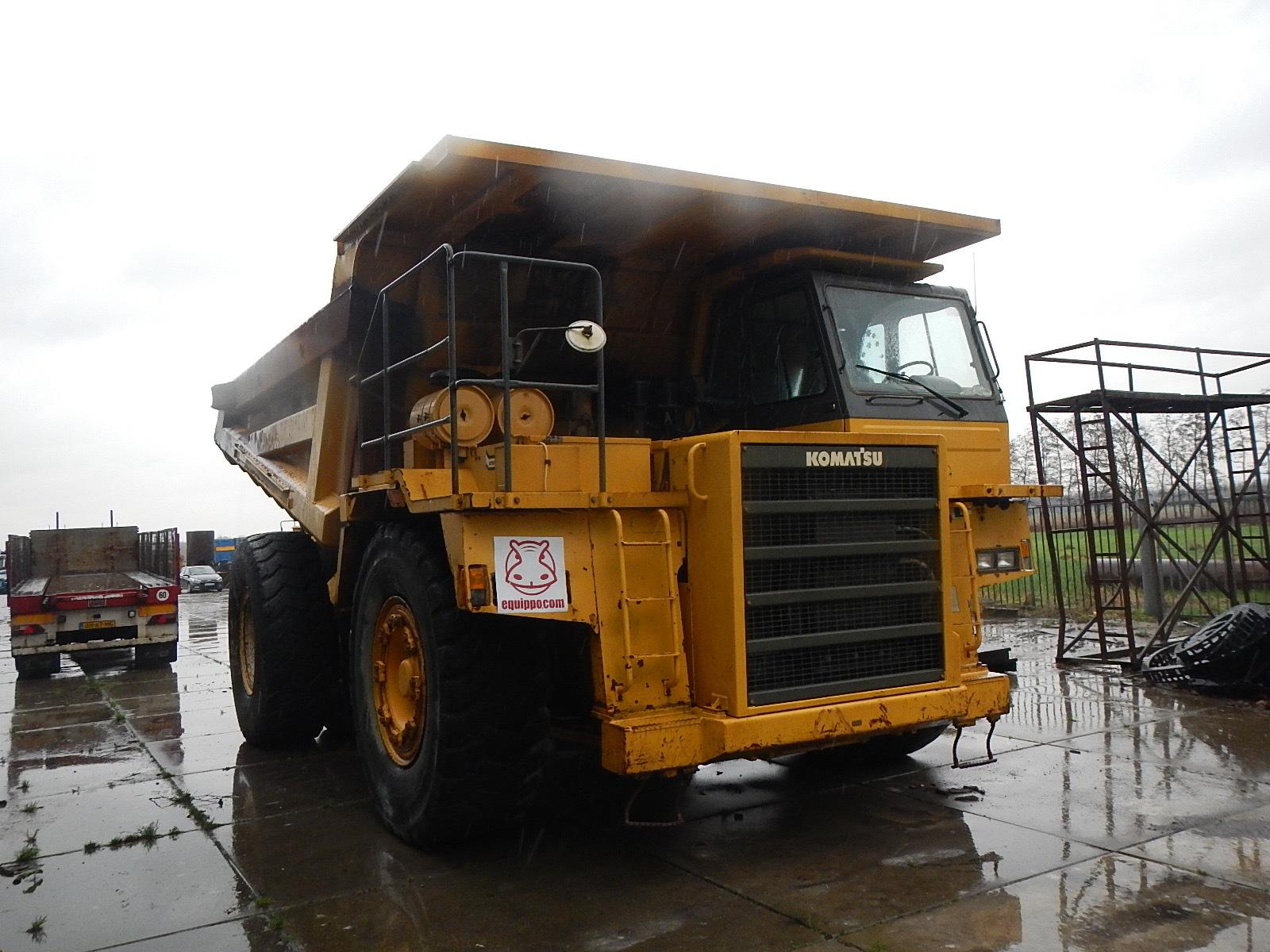 2000 - Komatsu HD465-5
