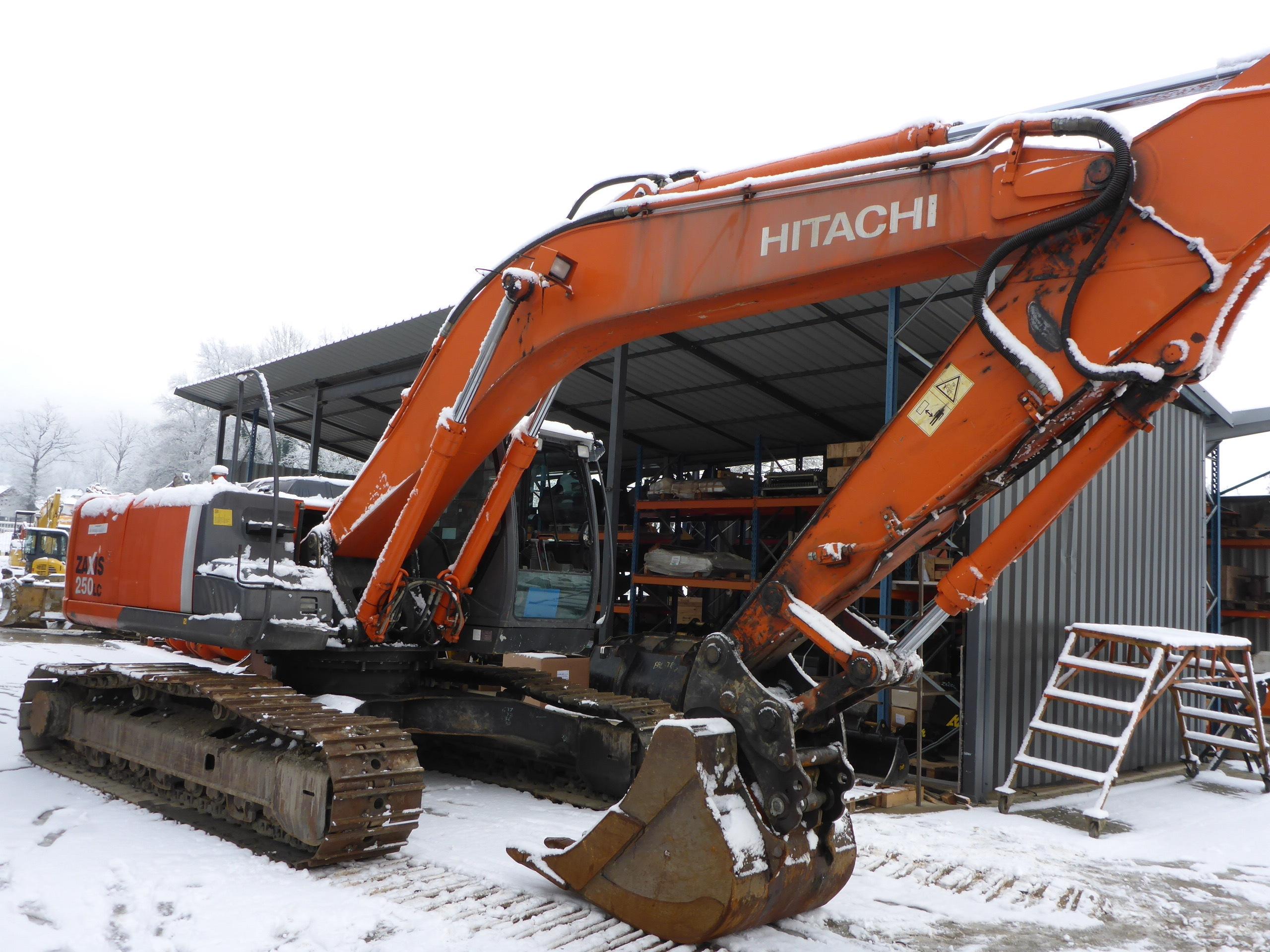 2008 - Hitachi ZX250LC-3