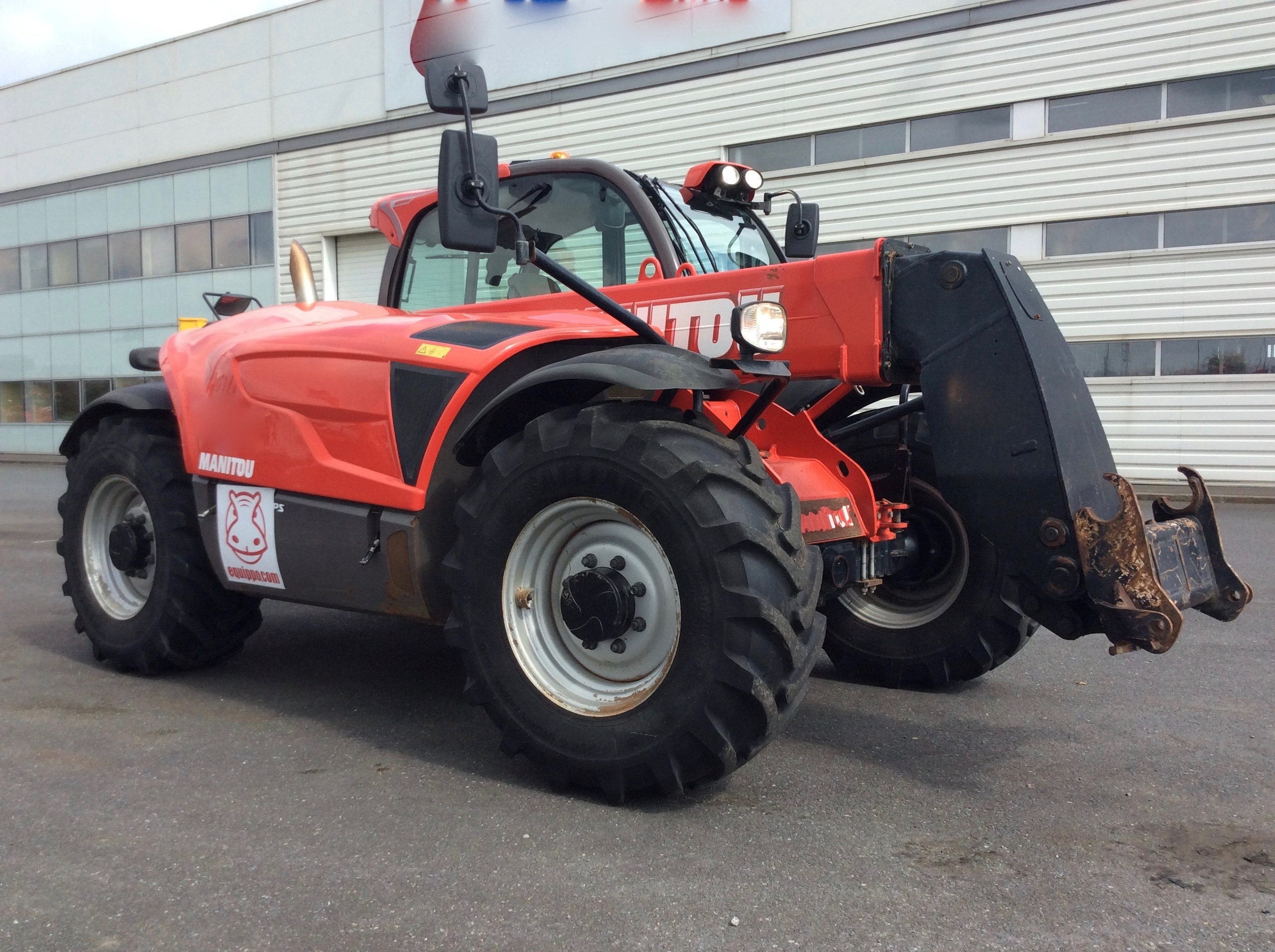 2013 - Manitou MLT840 137