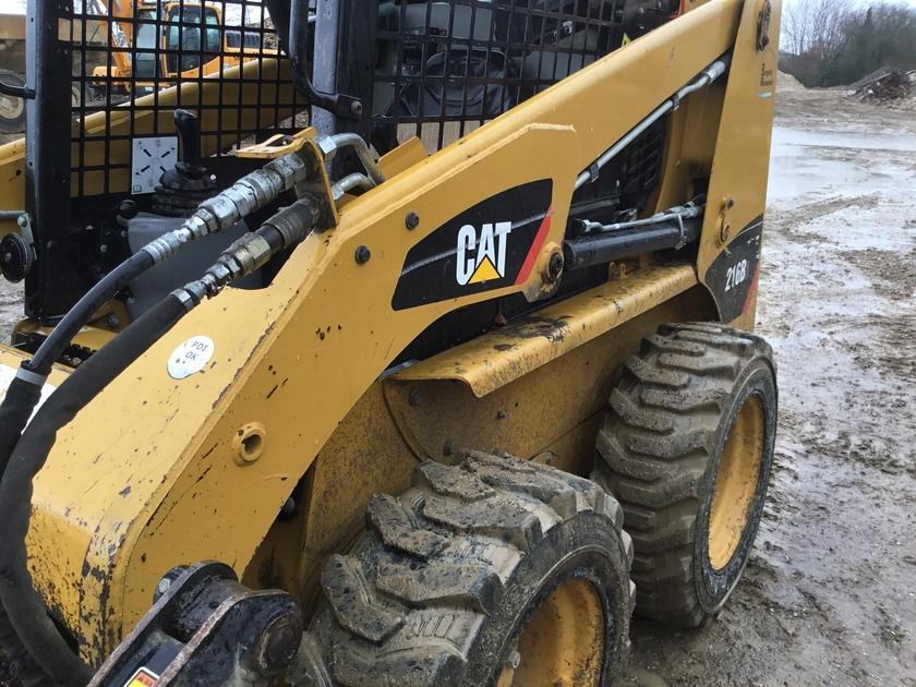 2013 Caterpillar 216B3