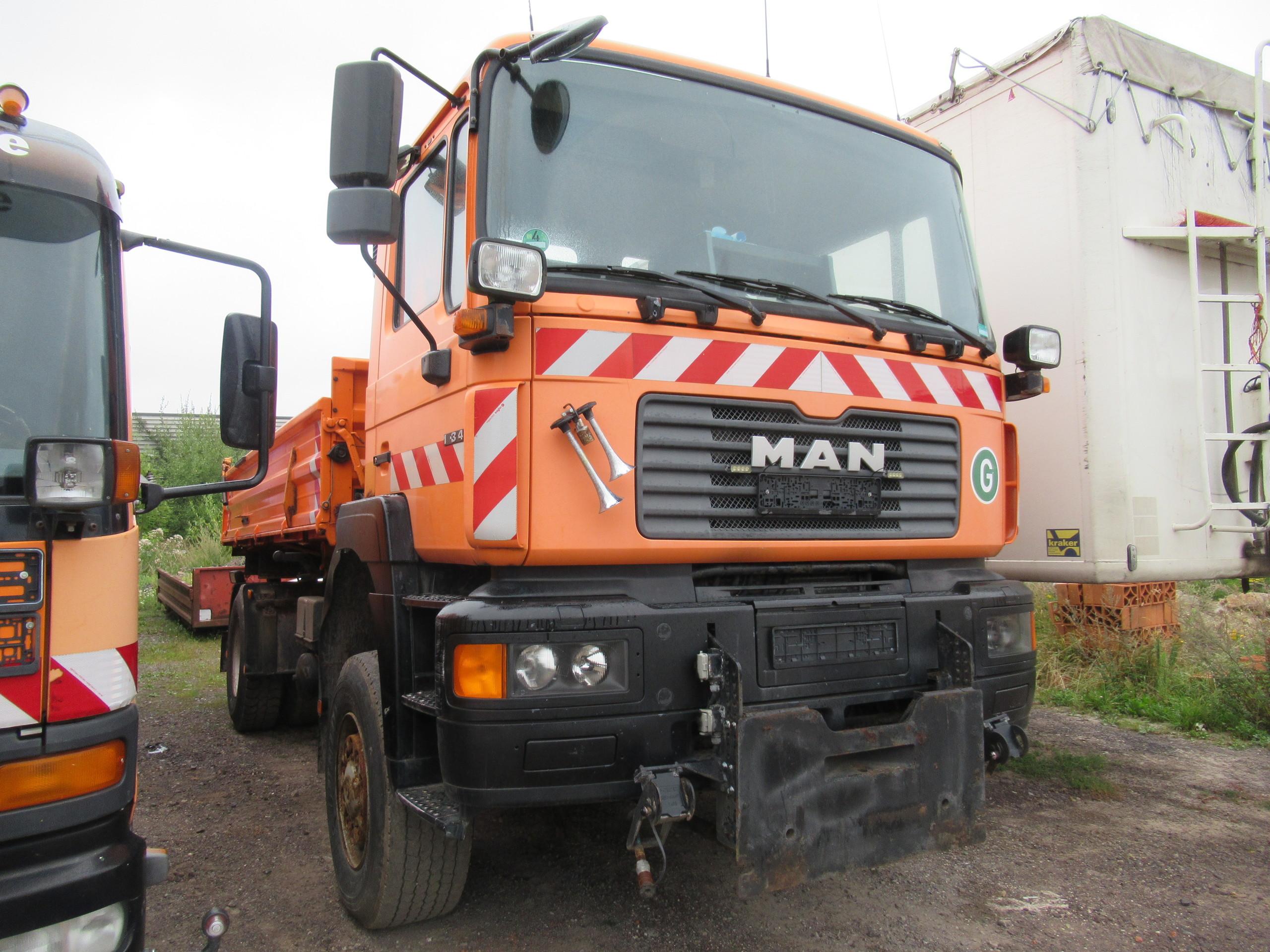 2000 - MAN E62