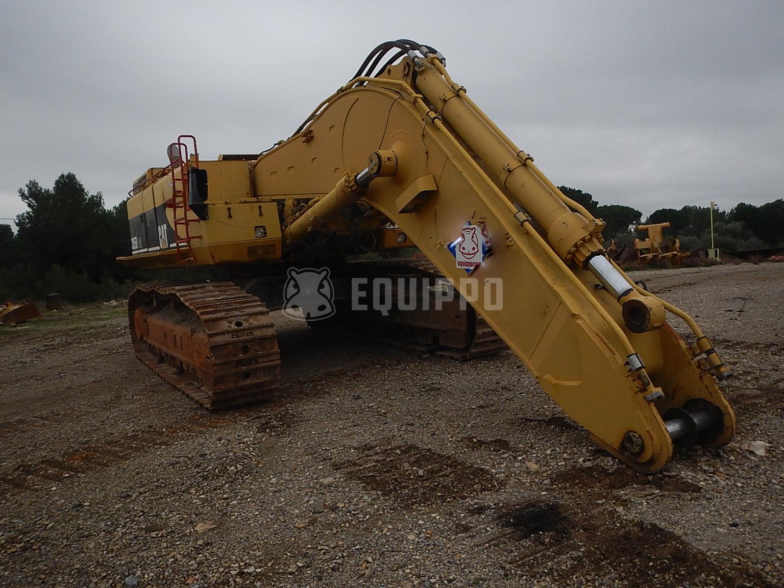 2005 - Caterpillar 385B LME