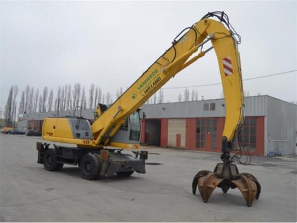 2006 - New Holland MH6.6T