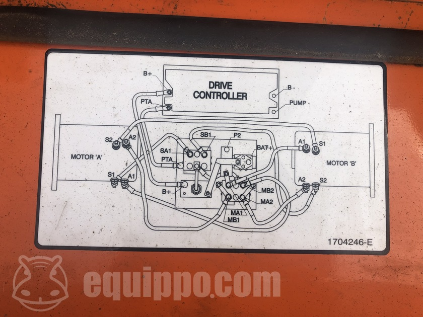 JLG E300AJP Used Articulated Boom Lift for Sale in Auction   equippo.comequippo.com