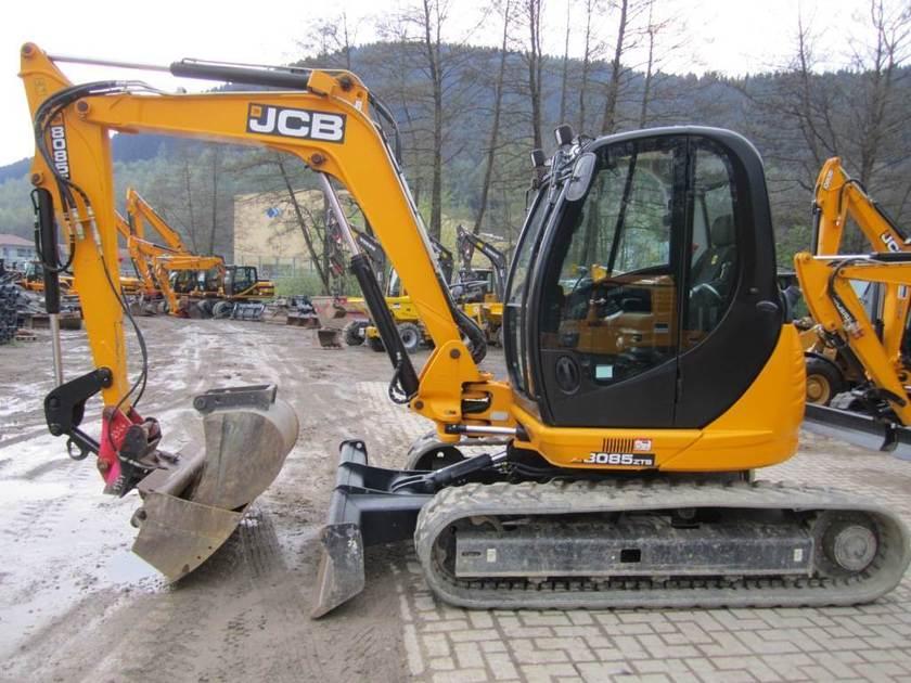 2010 JCB 8085ZTS