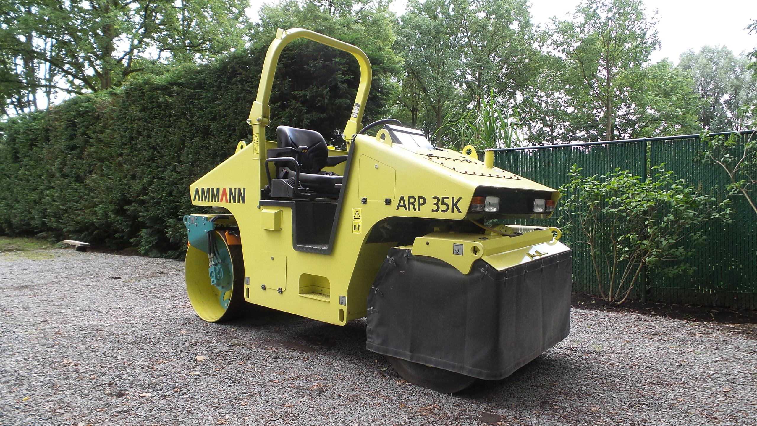 2014 - Ammann ARP35K